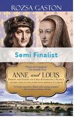 Anne and Louis crop BookLife Prize Semi Finalist